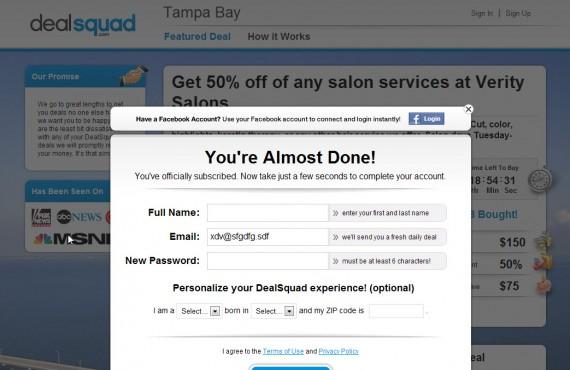 dealsquad screenshot 3