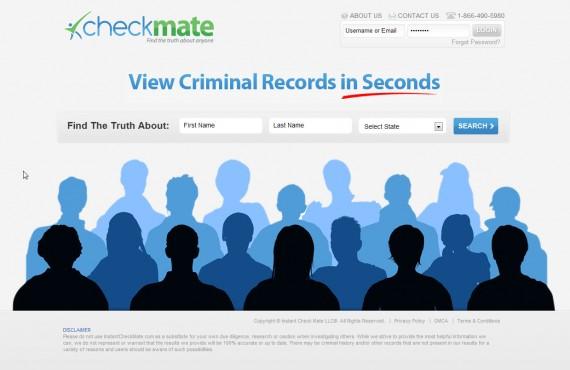instantcheckmate website screenshot 1