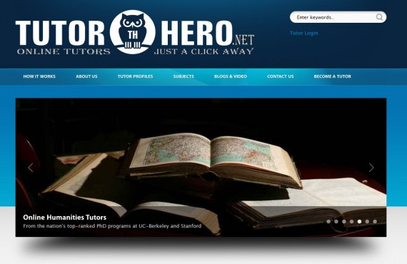 tutor hero screenshot 1