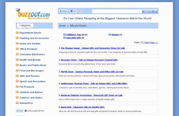 buzzoot screenshot 1