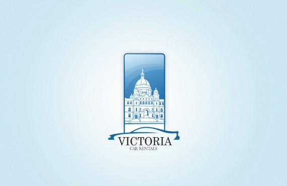 design of the logo for car rentals company screenshot 2