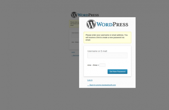 wordpress captcha plugin screenshot 4