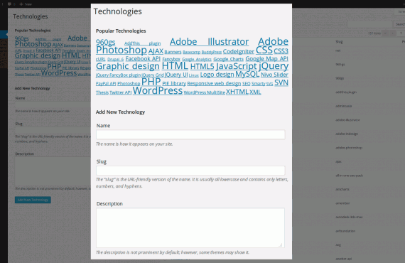 wordpress portfolio plugin screenshot 6