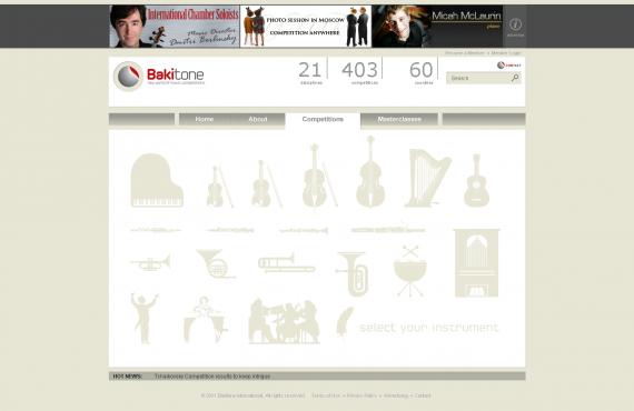 bakitone website screenshot 6
