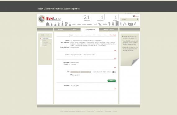 bakitone website screenshot 2