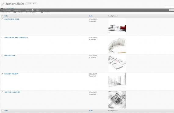 koster&partners site screenshot 6