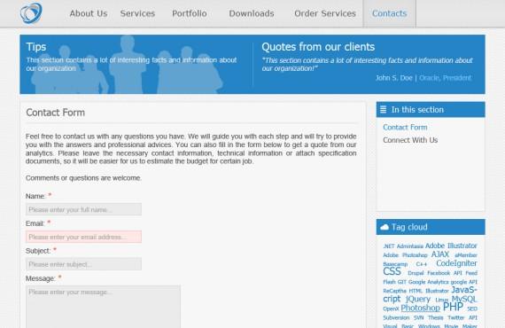 bestwebsoft website re-design screenshot 9