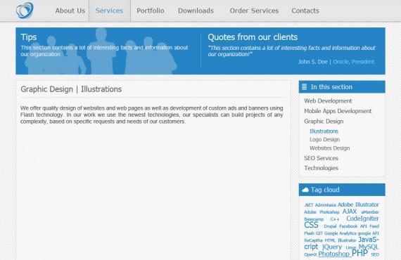 bestwebsoft website re-design screenshot 3