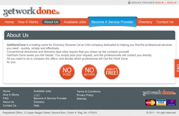 getworkdone website redesign screenshot 7