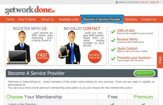 getworkdone website redesign screenshot 8