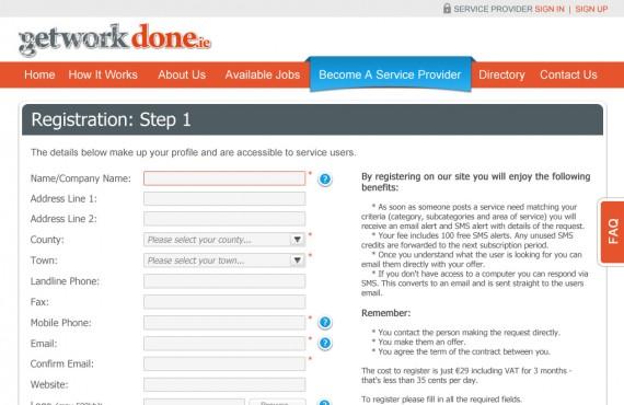getworkdone website redesign screenshot 5