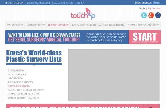 graphic design creation for wordpress based website. screenshot 1