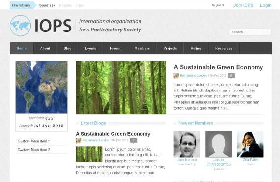 iops screenshot 1