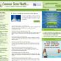 health website customization screenshot 2