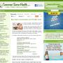 health website customization screenshot 3