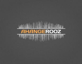 graphic design for ahangerooz website screenshot 1