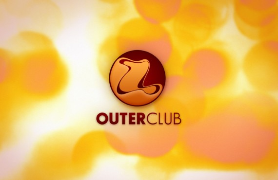outerclub online community website graphic design screenshot 2