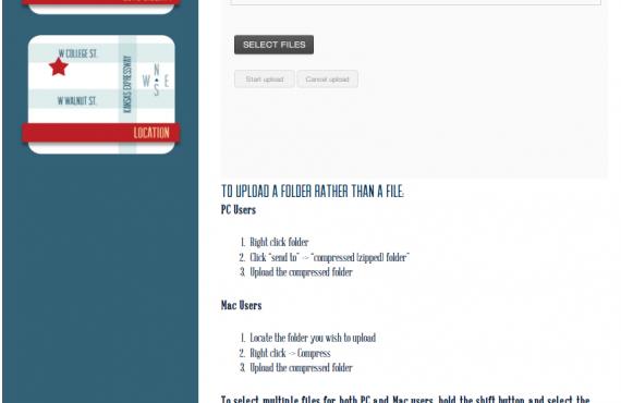 file upload template screenshot 2