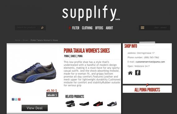 ajax functionality implementation to wordpress ecommerce website screenshot 2