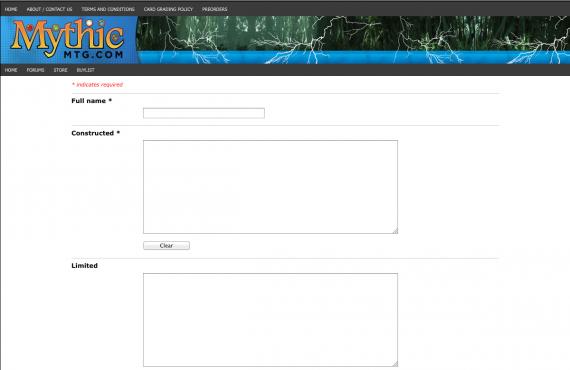 mythicmtg screenshot 3