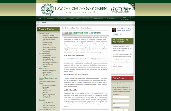 joomla website conversion to wordpress screenshot 3