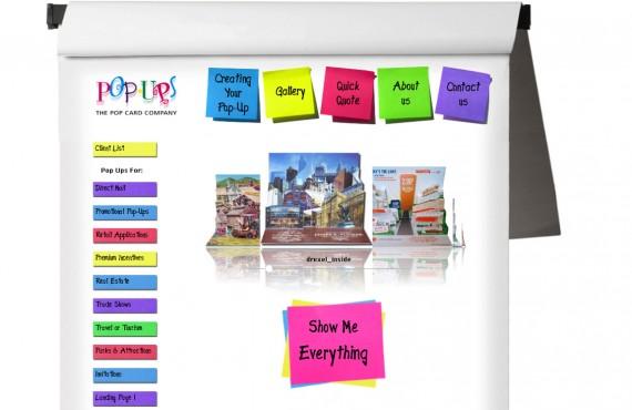 custom pop ups html to wordpress development screenshot 2