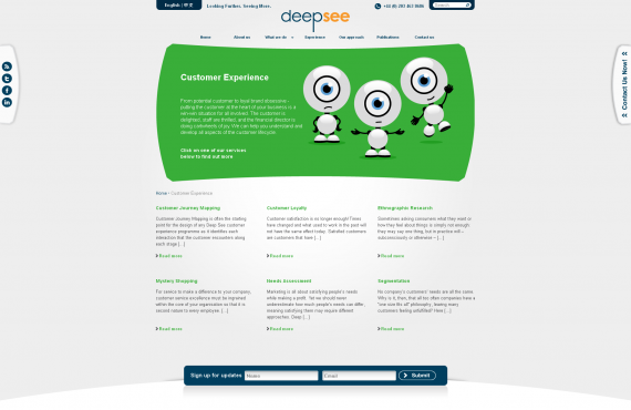development of wordpress theme from scratch according to the given psd file screenshot 1