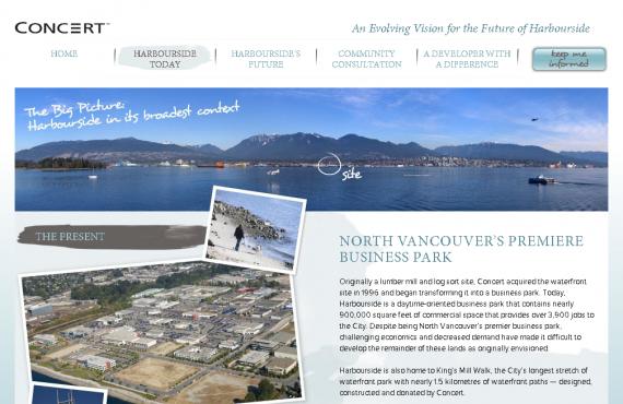 harbourside: ai to wordpress development screenshot 4