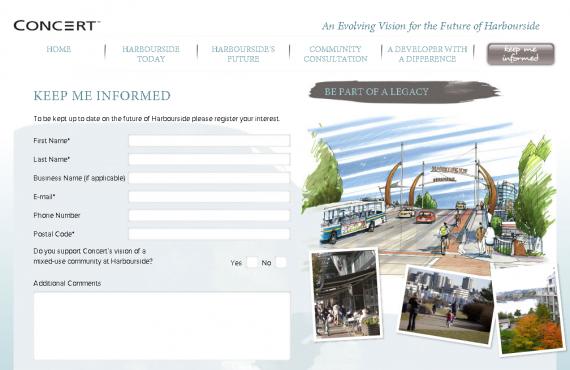 harbourside: ai to wordpress development screenshot 5