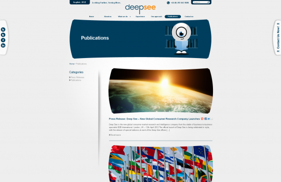 development of wordpress theme from scratch according to the given psd file screenshot 2