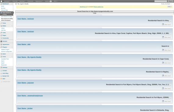 wordpress and php/mysql integration with multisite plugin development screenshot 1