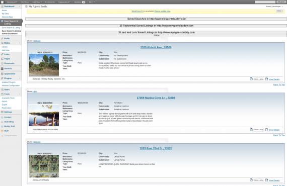 wordpress and php/mysql integration with multisite plugin development screenshot 2