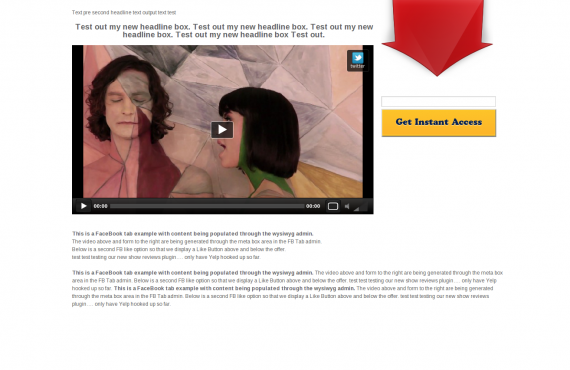 wordpress theme development, css & design screenshot 1
