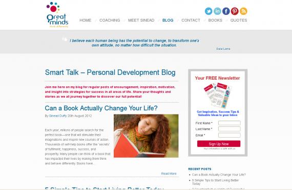 development of wordpress website from scratch screenshot 3