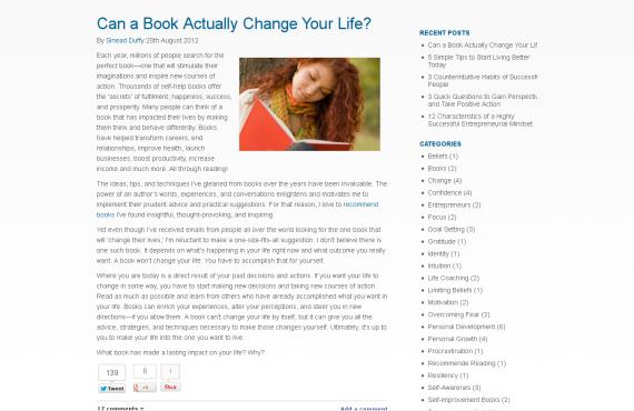 development of wordpress website from scratch screenshot 2