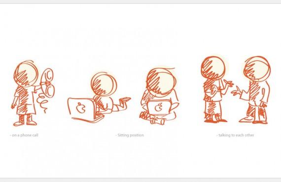 mascot design and brochure improvement screenshot 3