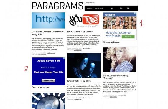 wordpress theme modifications screenshot 1