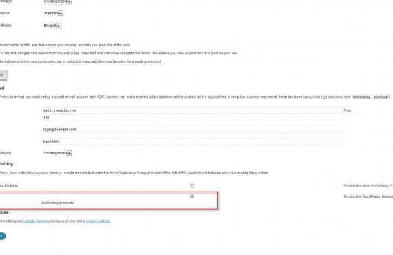custom wordpress plugin development screenshot 1