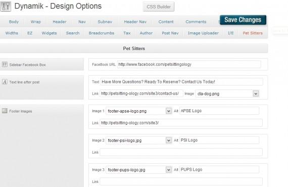 new wordpress admin customization screenshot 4
