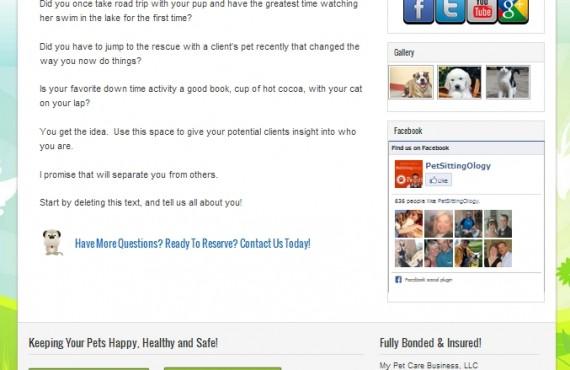 new wordpress admin customization screenshot 1