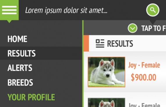responsive design screenshot 4