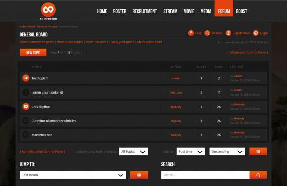 website redesign screenshot 3