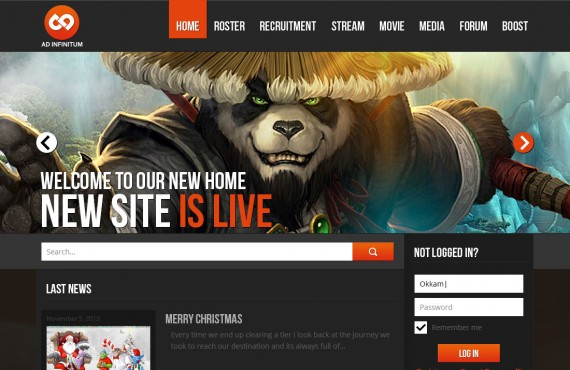 website redesign screenshot 7