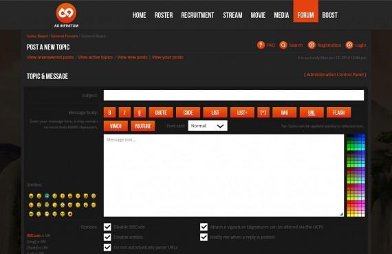website redesign screenshot 5