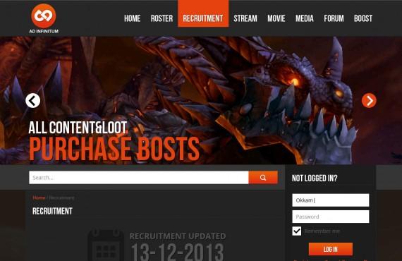 website redesign screenshot 6