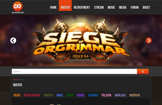 website redesign screenshot 4