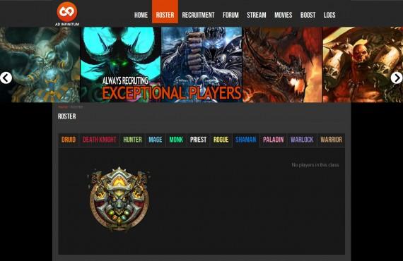website redesign screenshot 1