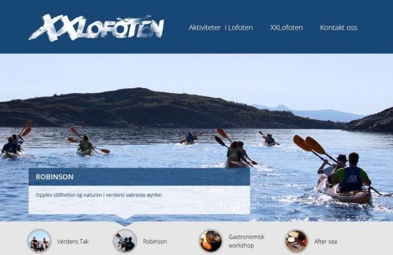 website design screenshot 5