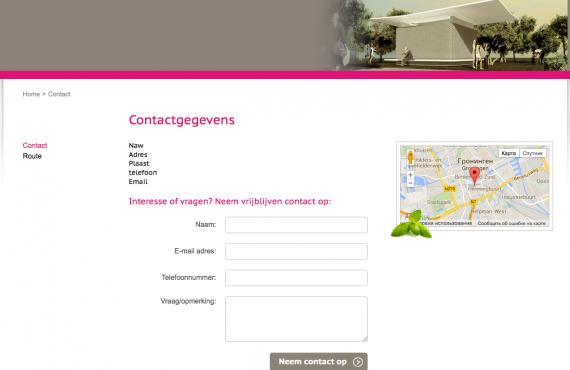 responsive design screenshot 1