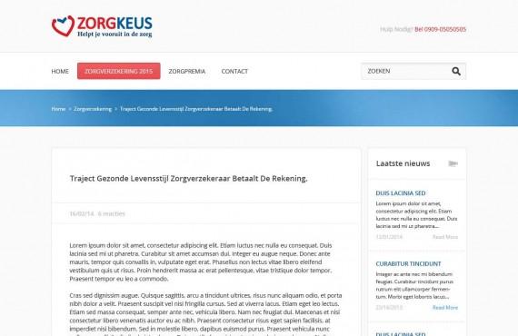wordpress website development screenshot 4